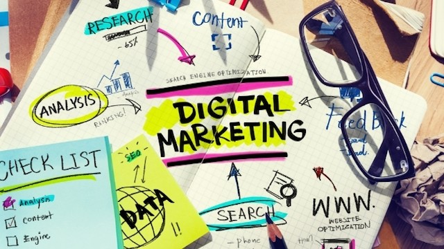 Servicios: Digital marketing