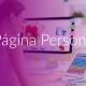 Pagina de ejemplo: Web personal
